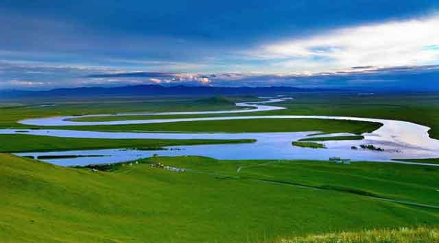 若尔盖湿地