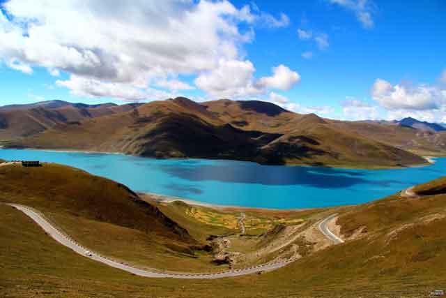 川藏南线+圣城拉萨+青藏线大环线19日游5300元起
