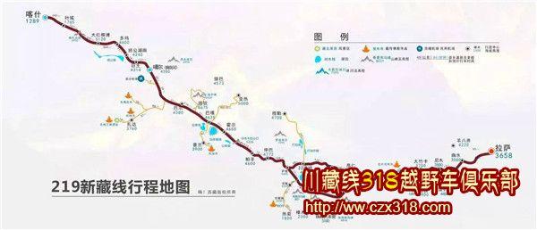 219新藏线
