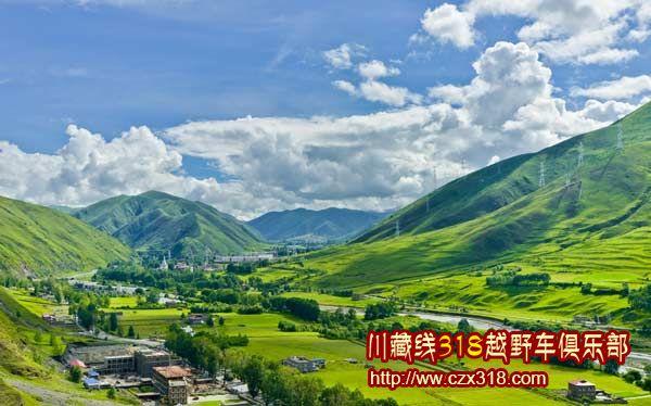 川藏线夏季自驾攻略-风景