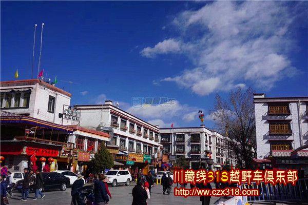 川藏线自驾旅行风景