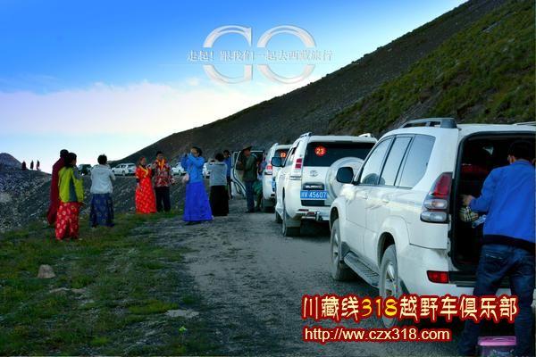 成都包车去西藏