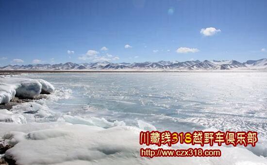 冬季川藏线