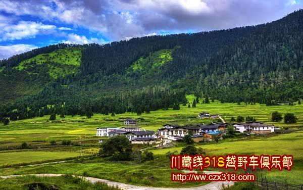 川藏南线自驾游游记——鲁朗