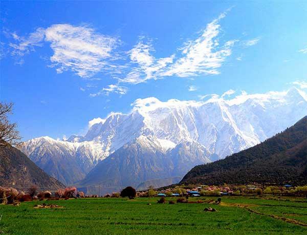 川藏南线自驾游游记——南迦巴瓦峰