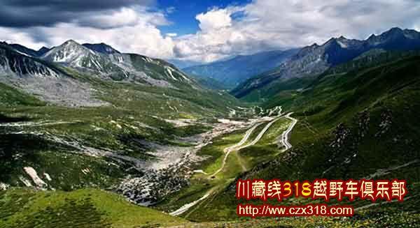 川藏南线自驾游游记———折多山