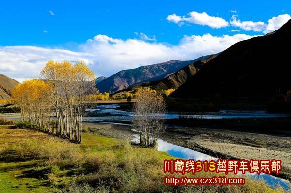 川藏南线自驾游游记——新都桥