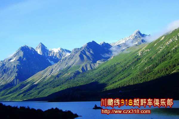 川藏南线自驾游游记——然乌湖