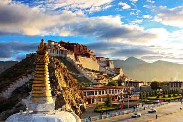 川藏南线自驾游游记——拉萨