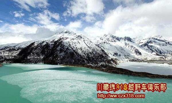 川藏线景区