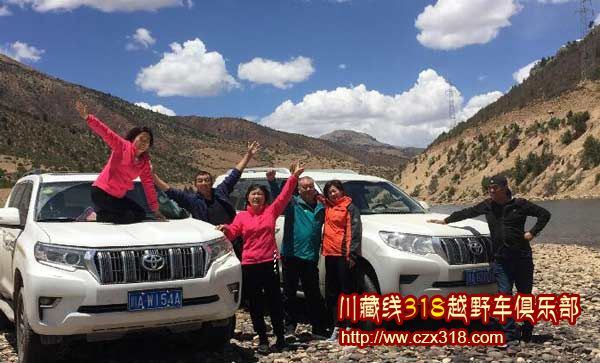 川藏线自驾人群2