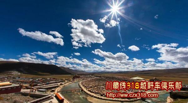 川藏北线风景