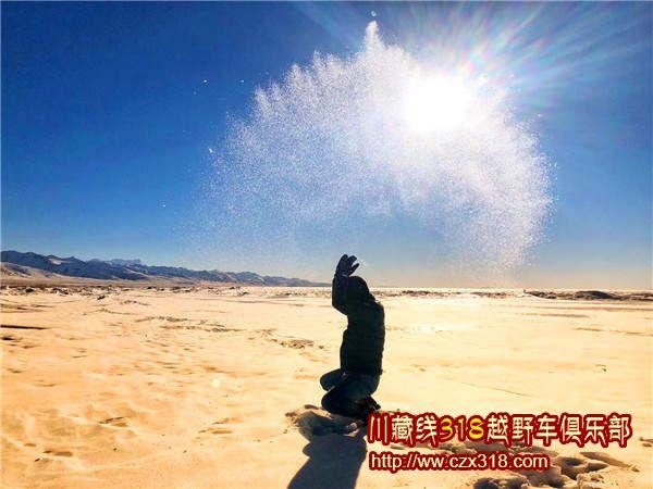 川藏线自驾旅行者