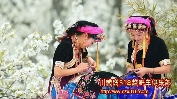 丹巴美人节2