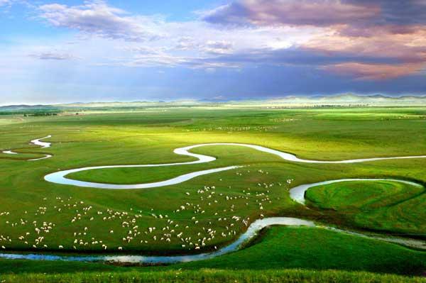 若尔盖大草原