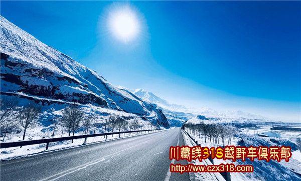 日碦则雪景2
