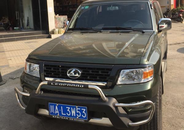 川藏线租车-长丰猎豹