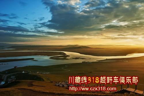 九曲黄河第一湾