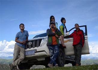 川藏线旅游包越野车
