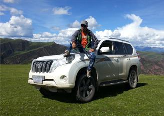 去西藏租越野车