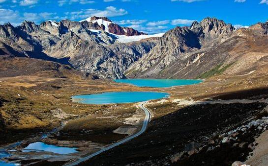 川藏线风景