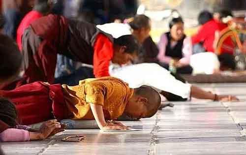 川藏线旅游必知藏区风俗禁忌 川藏路线 第2张
